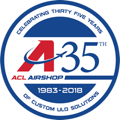 ACL Airshop Celebrates 35 Years of Custom ULD Solutions