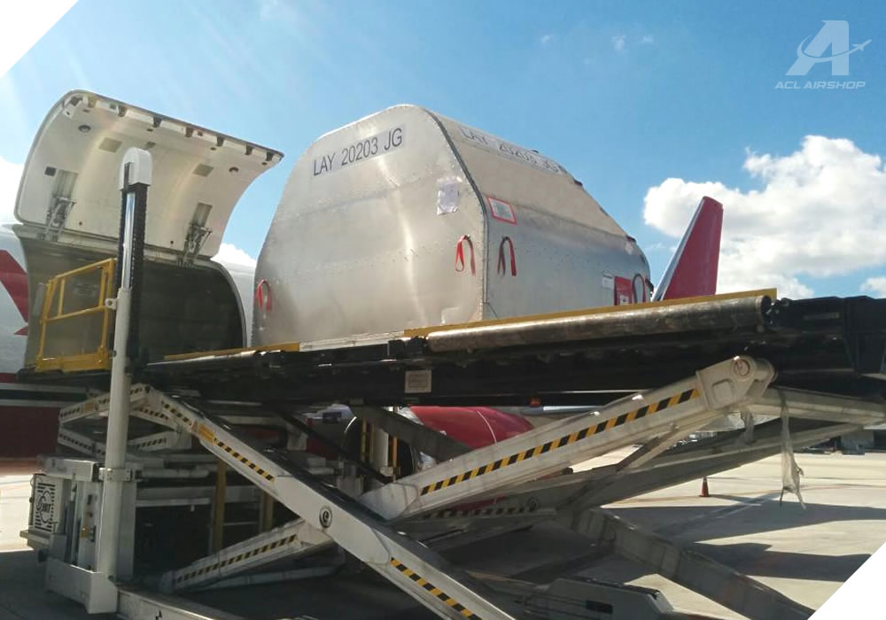 ACL Airshop Air Cargo ULD Products and Services