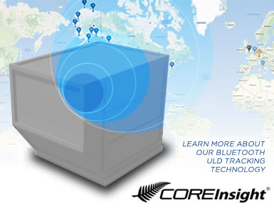 ACL Airshop COREInsight ULD Tracking Technology