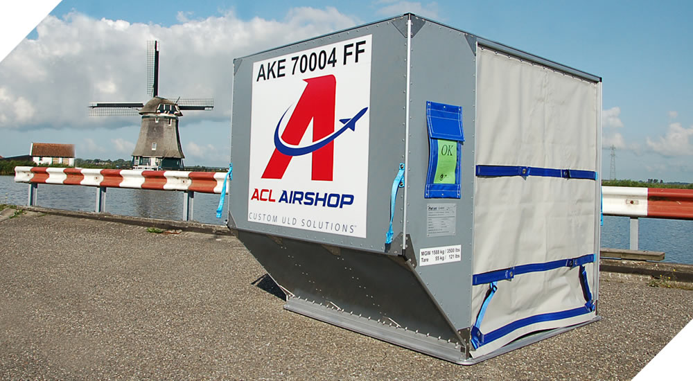 ACL Airshop Air Cargo ULD Leasing Services