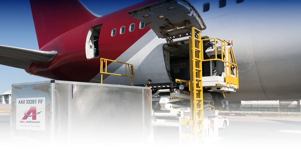 Air Freight Logistics and ULD Services